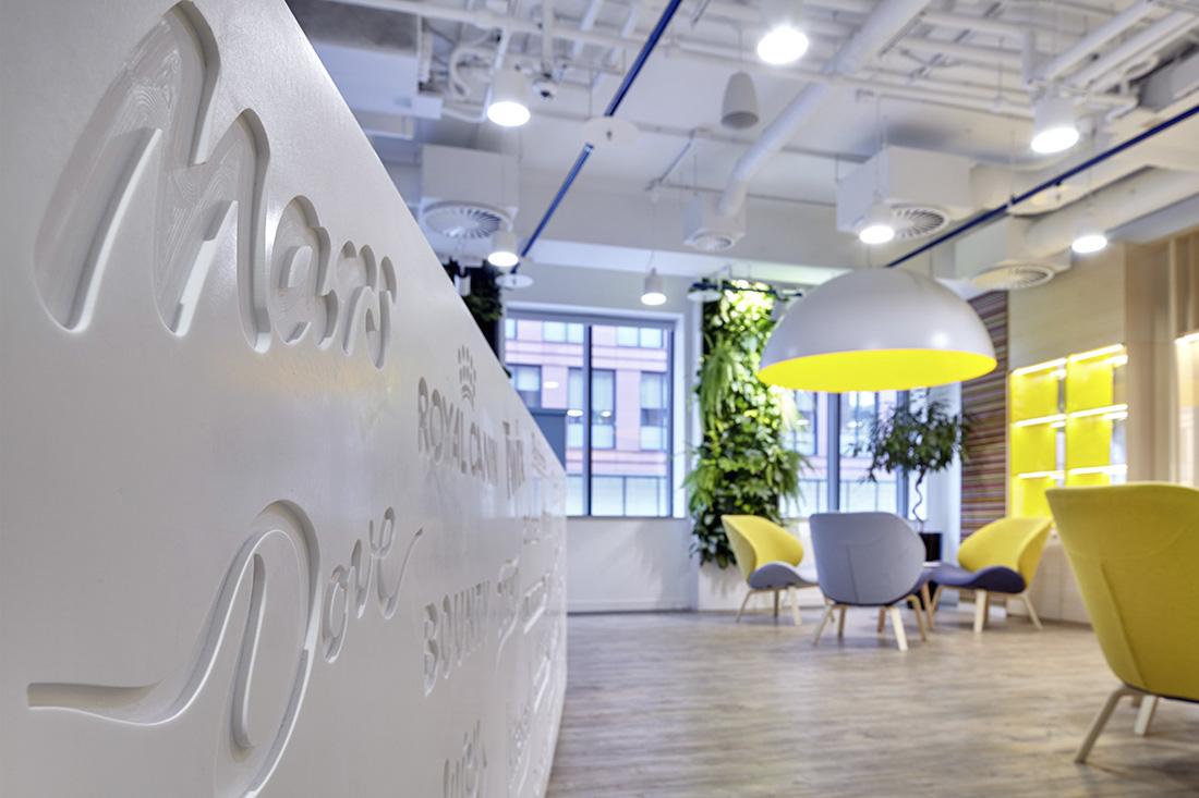 Офис компании «Mars»
